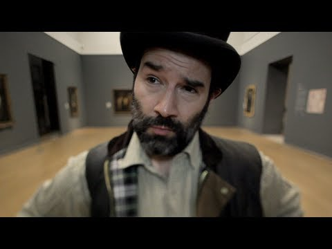 This is Britain:  Adam Buxton