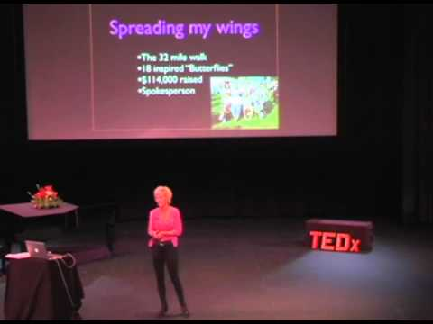 TEDxCalicoCanyon - Olga Munari Assaly - The Joy Of Cancer