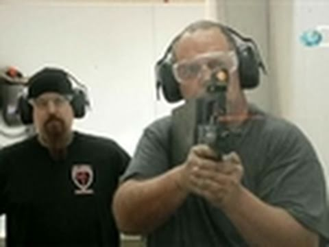 Sons of Guns- Laser Sight Test