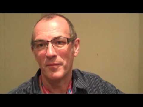 The Nerdabout vlog - Watchmen's Dave Gibbons