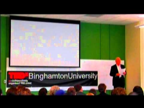 TEDxBinghamtonUniversity - Richard Lee - Communication: What Revolution?