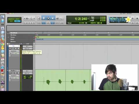 Record to Multiple Playlists - Pro Tools 9