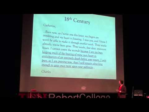"""TEDxRobertCollege -- Meric Atesalp -- Why we should be more than just """"sad"""""""