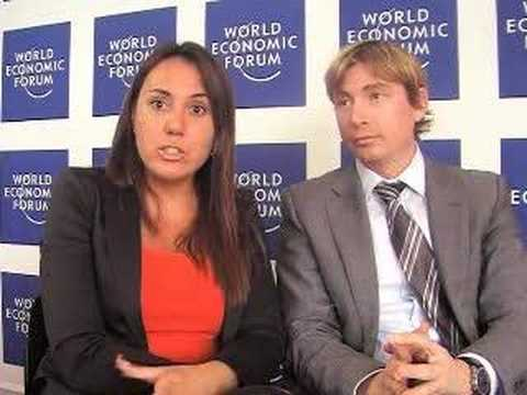 World Economic Forum Africa Risk Report 2008 - Interview