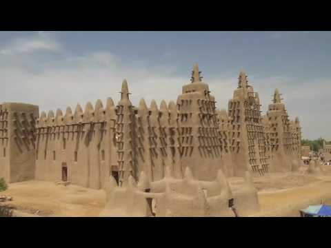 The Coolest Stuff on the Planet - The Great Mosque of Djenne