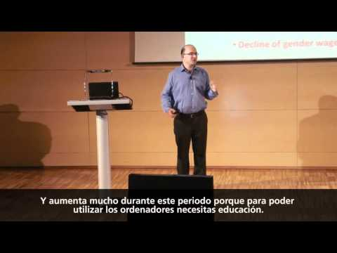 TEDxBarcelona - Nezih Guner - Changing Families: What Does the Economy Have to Do with It?