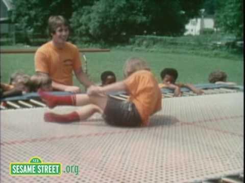 Sesame Street: Gymnastics