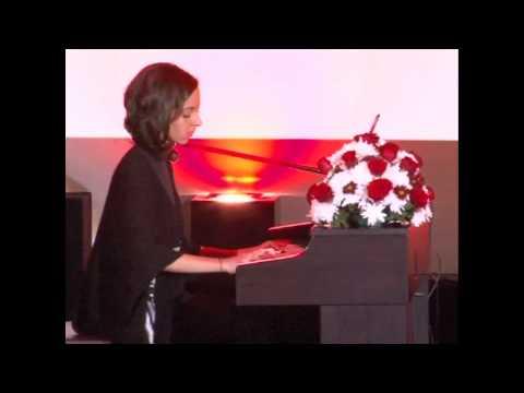 TEDxDAHWomen Nadiah Dandachi - Classical Piano Performance (2-4) + TEDWomen Intro