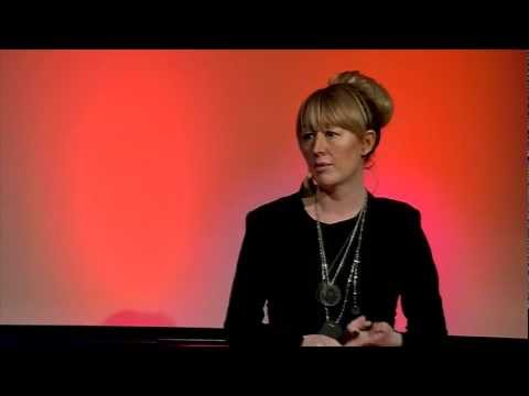Why Make Edible Aurora Jewels? Sara Json Lindmark at TEDxKiruna