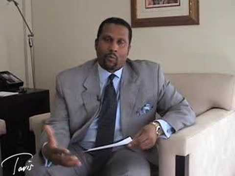 Tavis Smiley Video Blog - 3/17/08 | PBS