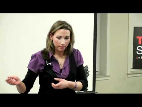 TEDxSimsbury - Vanessa Stevens -- Moving from Surviving to Thriving