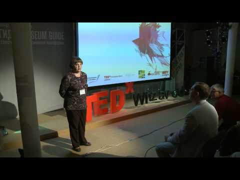 TEDxWinzavod - Anna Gor - Creating «places of complexity»