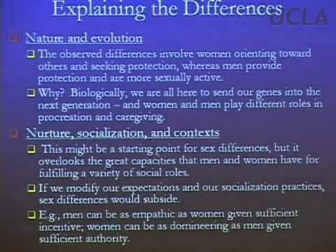 Saylor PSYCH406: Sex and Gender Orientation