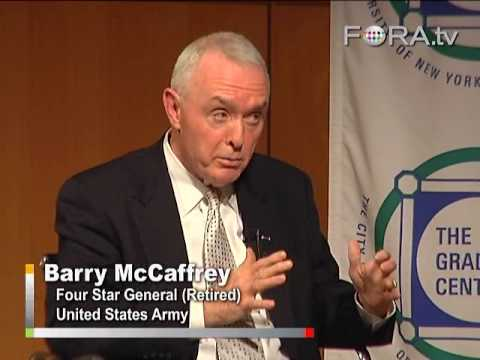The Right Approach to Afghanistan? - Gen. Barry McCaffrey