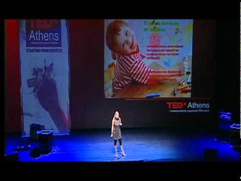 TEDxAthens - Maria Tzemi - Autism and Social Service