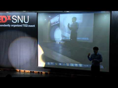 TEDxSNU-Hwang  Reagan-Technology makes people happier