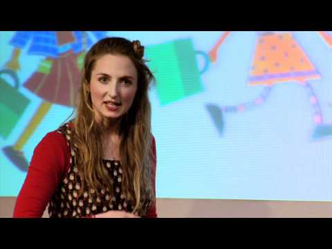TEDxLSE - Amy Cooper - Secret Seed Society