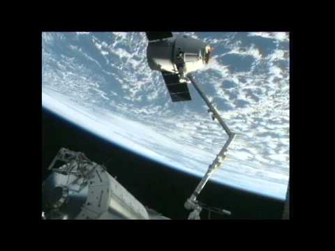 Station Begins Dragon's Release for Flight Home