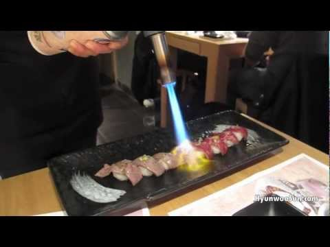 Sushi on Fire!