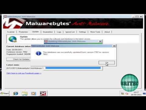 Remove - Total Protect - Professional Antivirus Solution by Britec