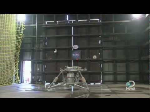 NASA Hover Test Flight Explained