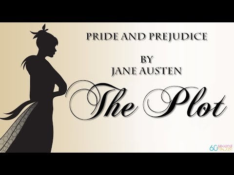Pride and Prejudice by Jane Austen -- THE PLOT -- from 60second Recap®