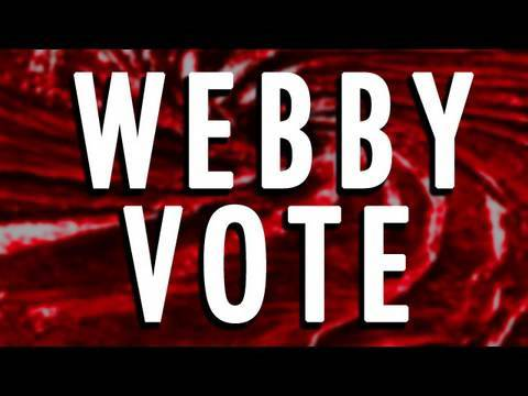 We Need Your Vote! Let's Blow the Competition Away! : Indy Mogul Webby Voting
