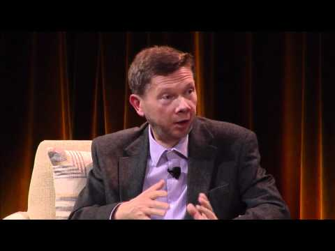 Talks at Google: Eckhart Tolle in Conversation with Bradley Horowitz
