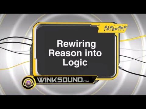 Propellerhead Reason: Rewiring With Logic Pro | WinkSound