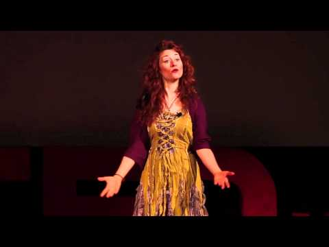 TEDxPhoenixville - Amy Walker - Expanding Your Identity (Part 2 of 3)