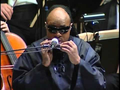 """Stevie Wonder Performs """"Sketches of a Life"""""""