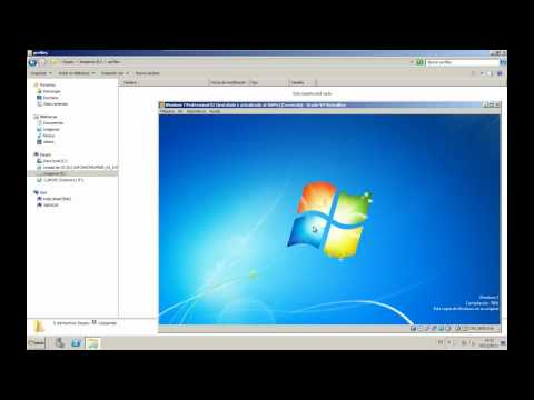 Windows Server 2008 - Perfiles moviles con Windows 7