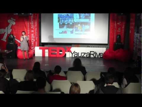 TEDxYauzaRiver- Marina Nurgalieva - Ideas for Life