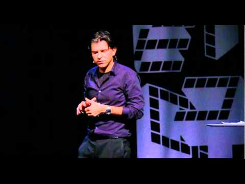 TEDxRotterdam - Rob Wijnberg - The Unknow will lead the future