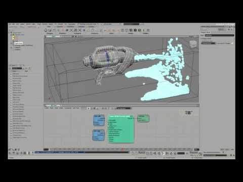 Softimage 2011 Subscription Release : Lagoa Liquid