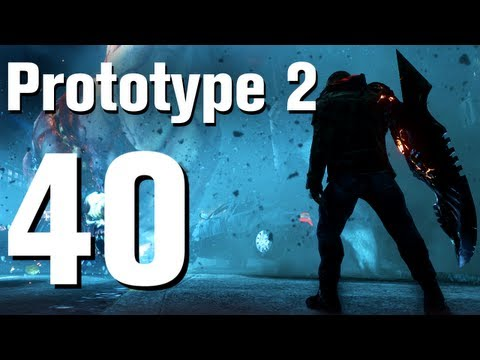 Prototype 2 Walkthrough Part 40 - Murder Your Maker [No Commentary / HD / Xbox 360]