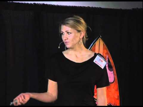 TEDxRaleigh - Liz Bradford - Union of Art and Science