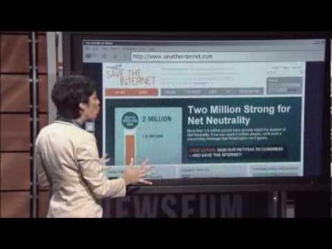 The Future of News: Digital Democracy (Sonya Gavankar)