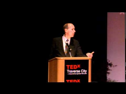 TEDxTraverse City Kevin Rhodes Leadership and Inspiration
