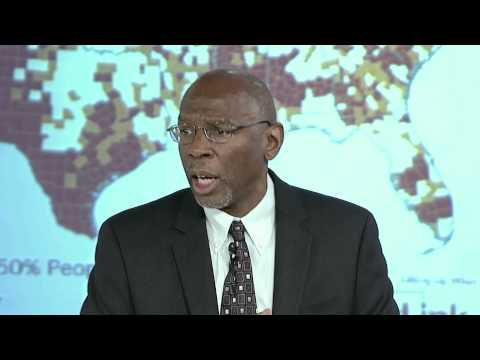 War on Poverty - Geoffrey Canada at European Zeitgeist 2011