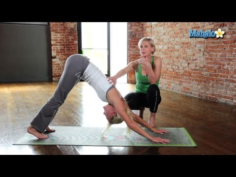 Yoga for Your Shoulders - Downward-Facing Dog Pose