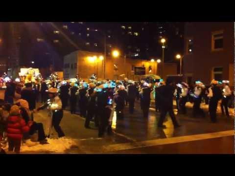 Parade of Lights, Downtown Denver