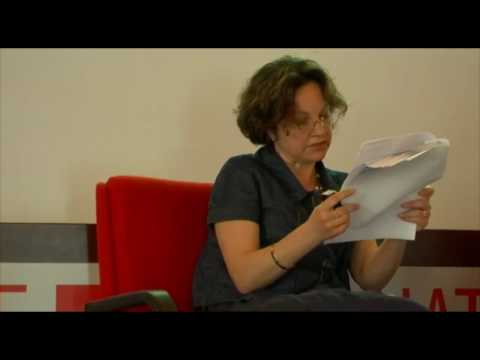 "VIU Lecture 2010 ""The Crisis of Modernity in China"" - Tiziana Lippiello - part 3"