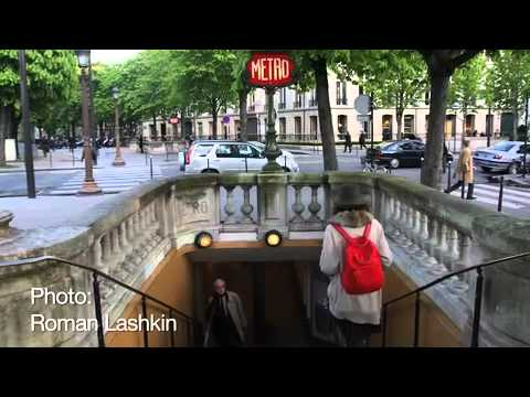 The Coolest Stuff on the Planet- Prowling the Paris Metro