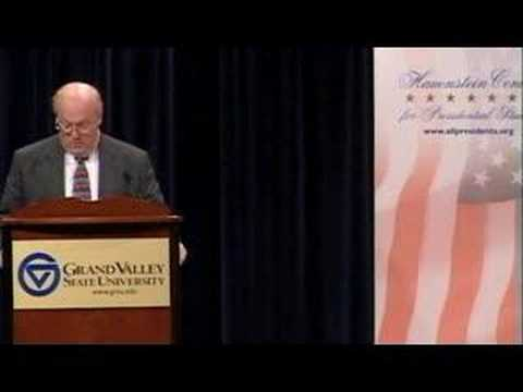 Richard Norton Smith on Roosevelt and Reagan (5 of 9)