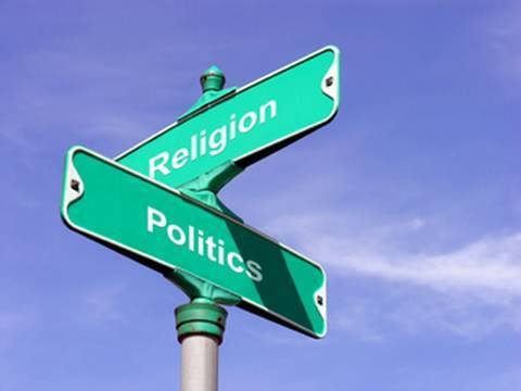Where Religion Meets Politics: Church, State and American History
