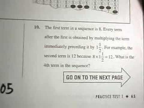 SAT Math - Part 2