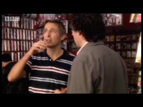 Video shop bargains - Never Better - BBC sitcom