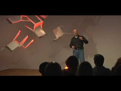 TEDxCreativeCoast - Jonathan Feldman - The Beatings Will Continue Until Morale Improves