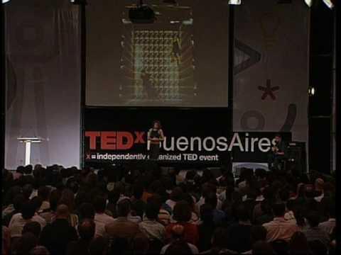 TEDxBuenosAires - Inés Sanguinetti  - 04/08/10